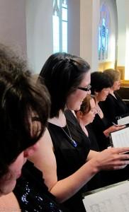 Abendmusik Lent 2014 women