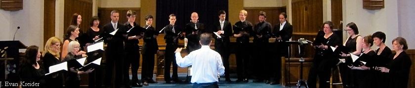 Abendmusik Lent 2014 full choir (bottom portion of image)
